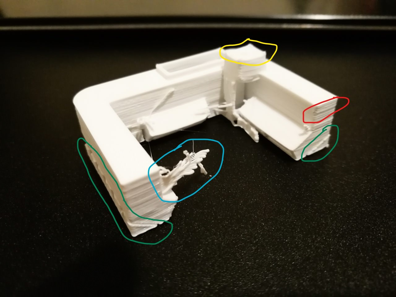 Help with print settings — The Unofficial JGAurora 3D